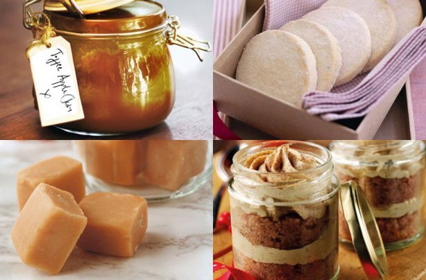 Make Your Own Incredible Edible Christmas Gifts