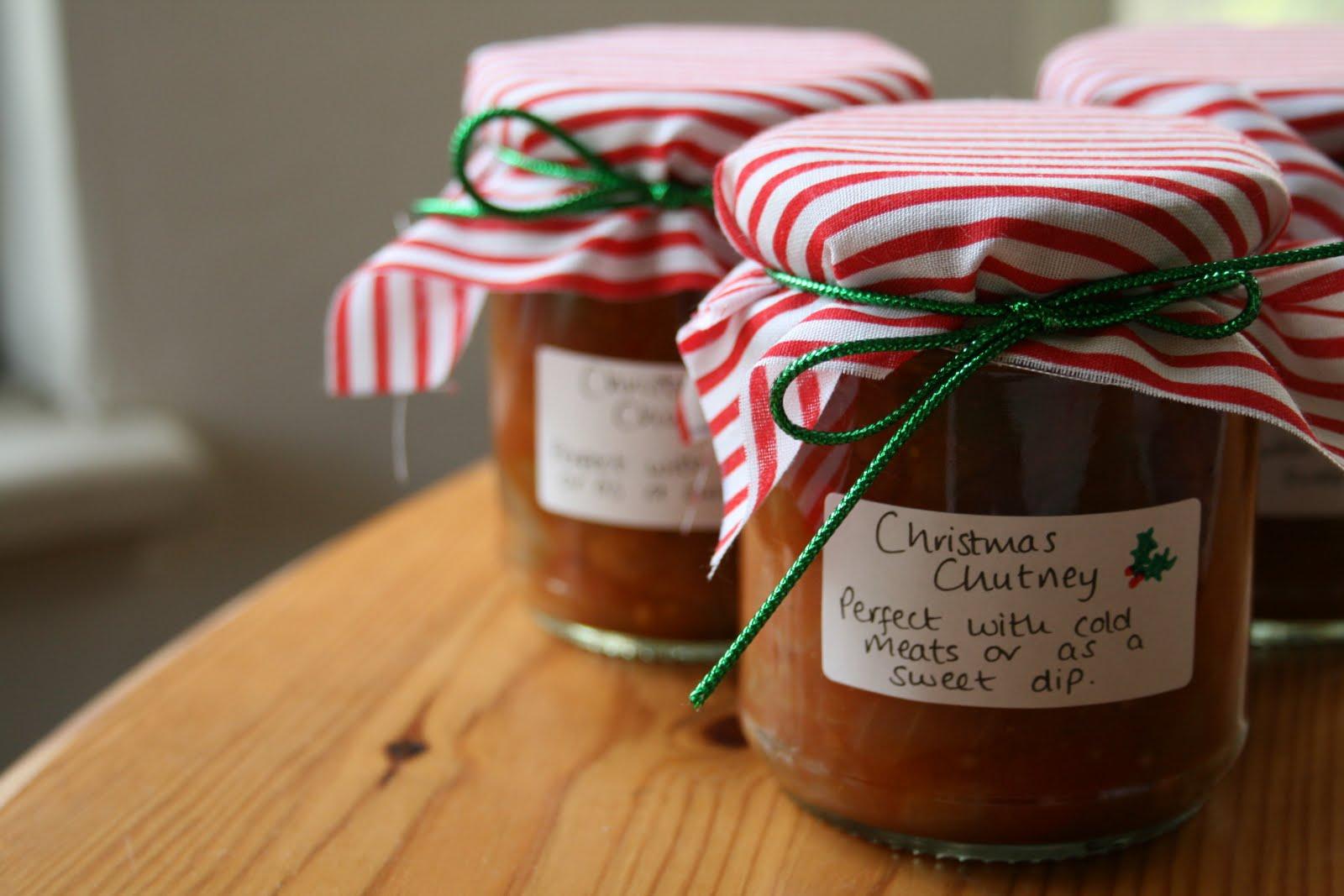 Make your own incredible edible christmas gifts maid in for Edible christmas gifts to make in advance